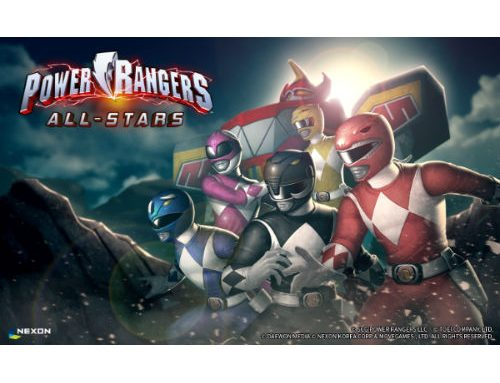 Power Rangers All-Stars