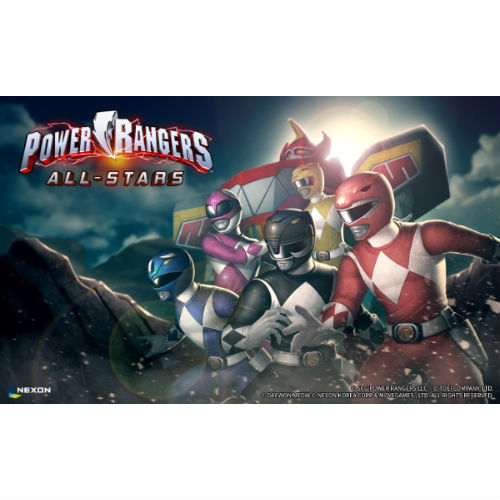 Power Rangers All-Stars (2)