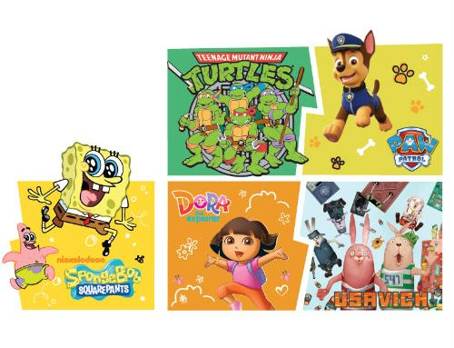 NICKELODEON CONSUMER PRODUCTS